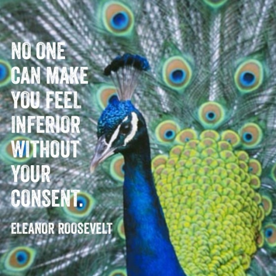 Background Image Credit - Google Photo Images Quote by Eleanor Roosevelt Graphic Design - Toni Imsen